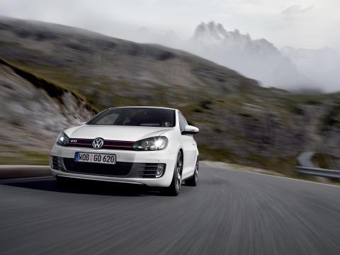 Volkswagen visar en studie av Golf GTI i Paris, bild 7
