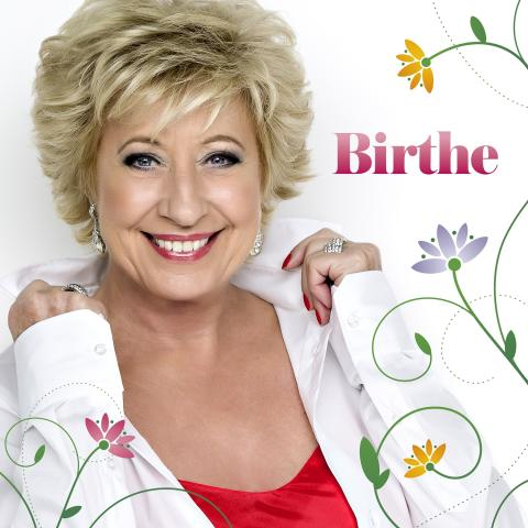 Livsglæde og kærlighed - Birthe Kjær udgiver for første gang siden 2006 et album med nye popsange på dansk.