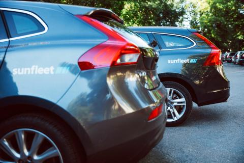 Kraftig bilpoolsökning i Eskilstuna