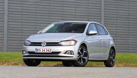 Volkswagen hjemkalder den nuværende generation af Polo grundet problemer med selelås på bagsædet