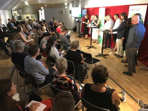 Delaktighetsforum i Almedalen 2019 - program