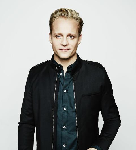 Allsång med Andreas Weise, Erica Sjöström och Drifters