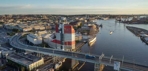 Världens bästa stad när det regnar  -  internationell konferens om stadsplanering, klimat och skyfall