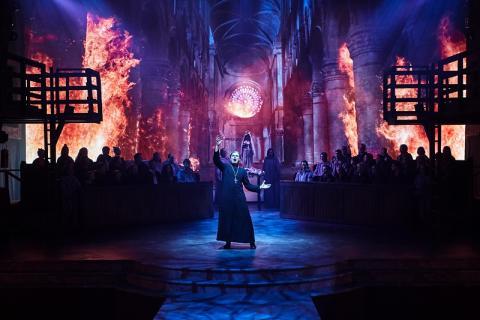 Dags för pressvisning: Disneys musikal Ringaren i Notre Dame