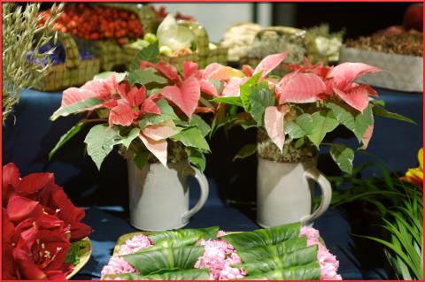 Blommande Julbord
