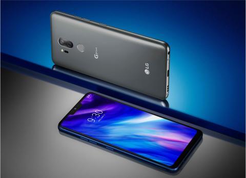 LG introducerar LG G7 ThinQ, den sjunde generationen av företagets smartphones i G-serien
