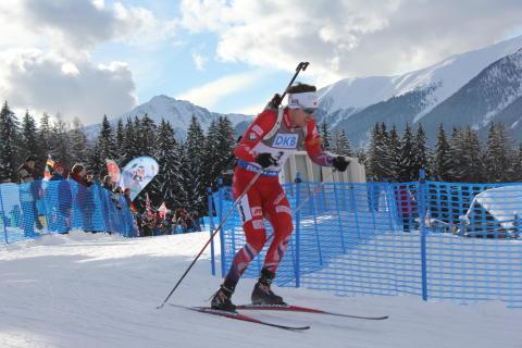Emil sprint Anterselva 2