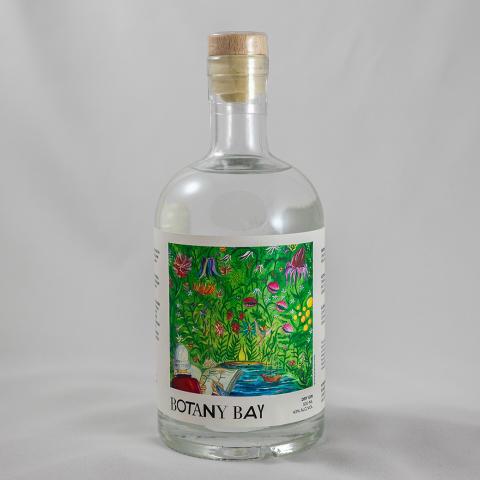 Hernö Botany Bay Dry Gin, en hyllning till Australiens flora i begränsad upplaga.