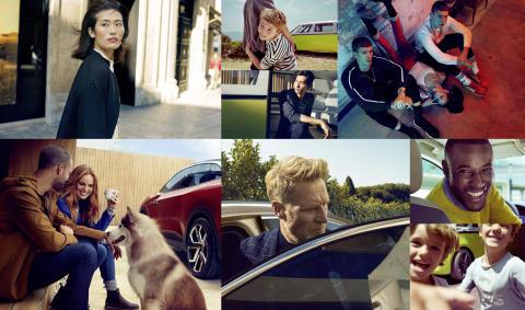 """Världspremiär vid Frankfurtsalongen för """"New Volkswagen"""""""