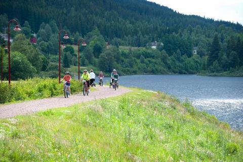 SkiStar Trysil: Klart for sykkelhelg i Trysil