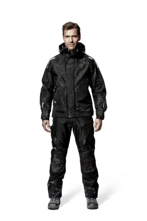 GORE-TEX® nyheter fra Snickers Workwear