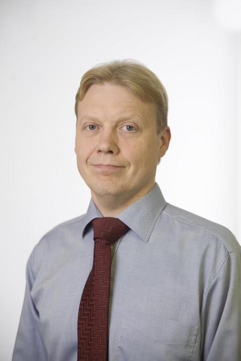 Lakiyksikön johtaja Jan Degerlund