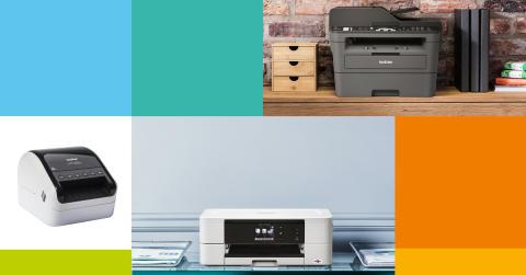 Blekk, laser eller direkte termisk print: hva passer best til din bedrift?