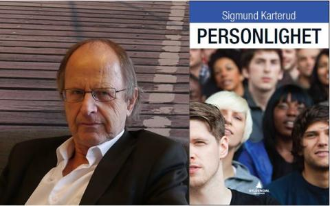 Sigmund Karterud lanserer ny bok - Personlighet