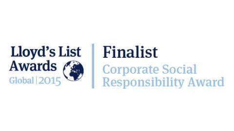 TSUNEISHI HEAVY INDUSTRIES (CEBU), Inc. Selected as a Finalist for the Lloyd's List Global Awards 2015