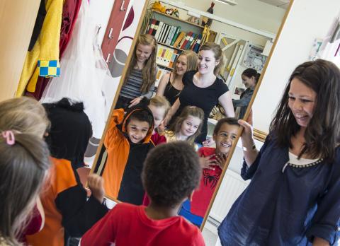 Pressinbjudan: Från nyanländ till nyanställd – pedagogspåret