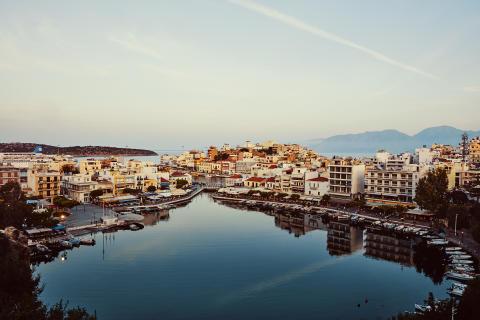 Grekland kommer till Sverige