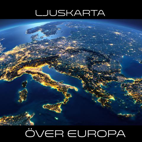 Europas el - utanför atmosfären
