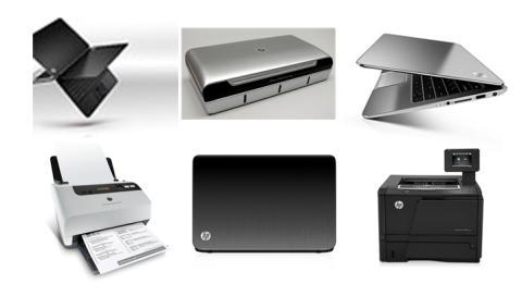 Tidenes største lansering fra Hewlett-Packard