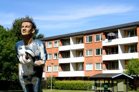 Fridhem, Karlshamn