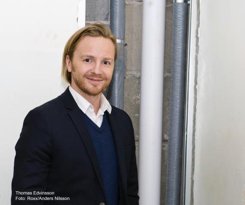 Thomas Edvinsson ny chef för affärsområdet Stambyte på M3 Bygg