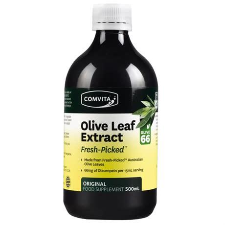 Bättre Hälsa distributör för Comvitas olivbladsextrakt