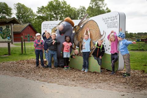 Succésommar för Skånes Djurpark