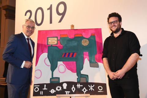 apoBank fördert junge Kunst