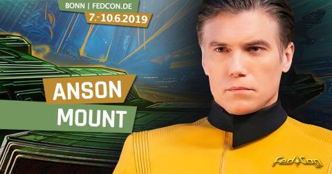 FedCon 28: Star Trek Discovery Captain in Bonn