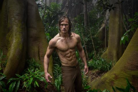 Legend of Tarzan - Prisbelønnet actioneventyr