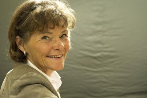 Astronomen Marie Rådbo