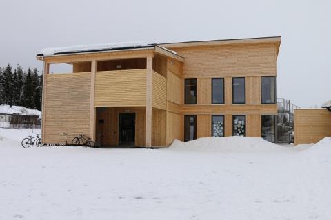 Bærekraftige bygg gir flere positive effekter