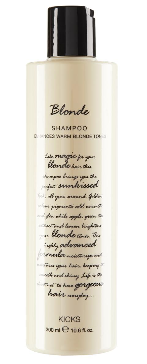 KICKS Blonde Shampoo 300ml