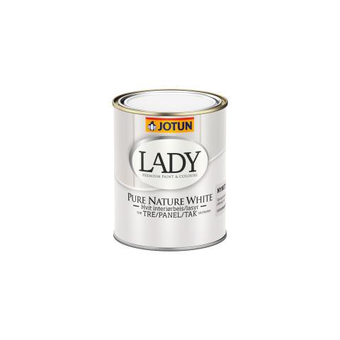 LADY Pure Nature White 0.75 ltr JPEG høyoppløslig