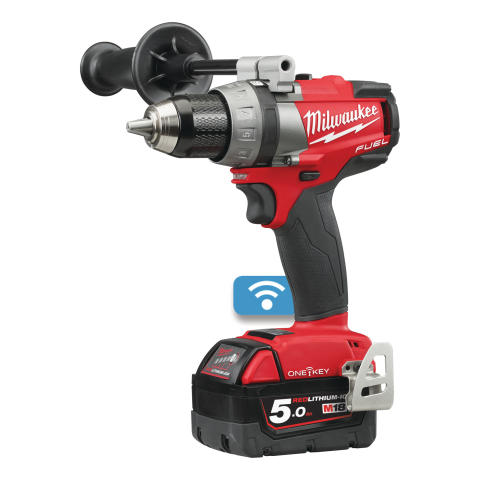 MIlwaukee M18 ONEDD12 ONE-KEY bor/skrutrekker