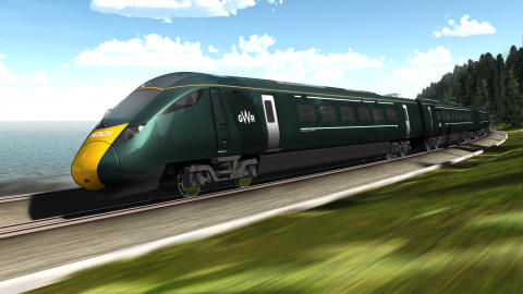 Hitachi Rail Europe named as FirstGroup's preferred supplier to provide fleet of new AT300 trains for the South West