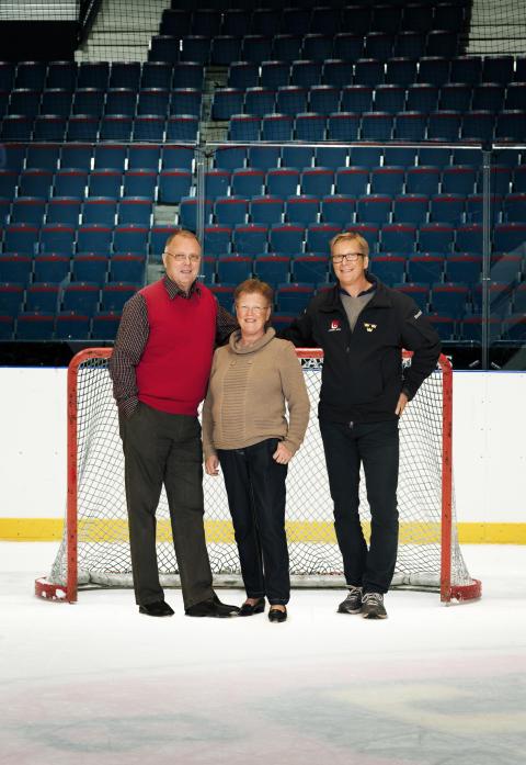 Hockeyfonden öppnar upp för tredje året i rad
