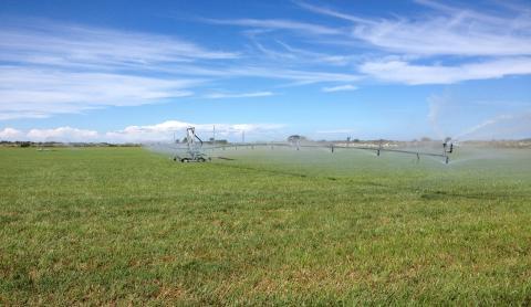 Vattenförsörjningen inom jordbruket måste få större uppmärksamhet