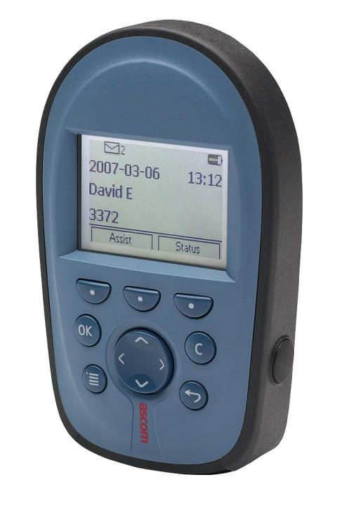 Ascom a71 - alarmsender