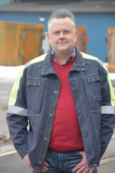 Mats Blåder new MD of Lesjöfors Fjädrar AB