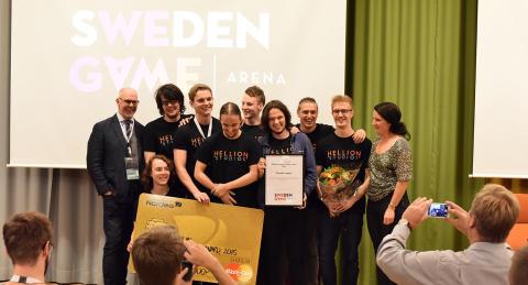 SAGA 2015: and the winner is Hellion Studios