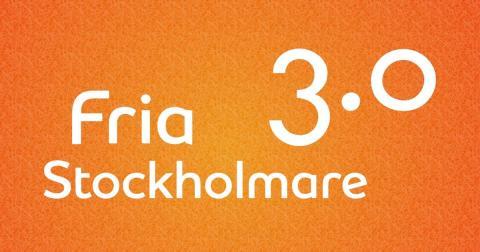 Fria Stockholmare presenterar nytt politiskt program 3.0