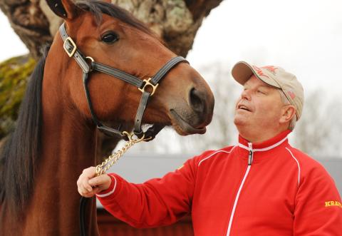 """""""Kärleken till hästarna min drivkraft"""""""