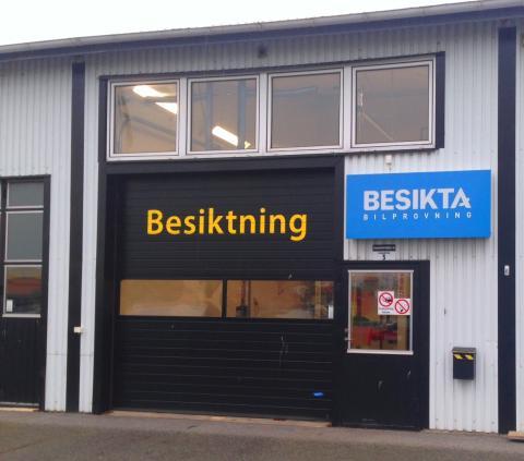 Fortsatt godkänd bilbesiktning i Löddeköpinge