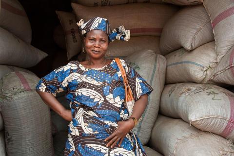 Emilienne Montchohodi, Benin