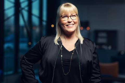 Quality Airport Hotel Arlanda tar in Jessica Carlde för att leda storsatsning