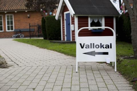 EU-parlamentsvalet – detta händer i Kungsbacka