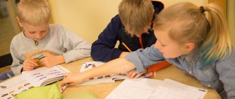 Fem ledande huvudmän går samman i unik satsning på skolutveckling