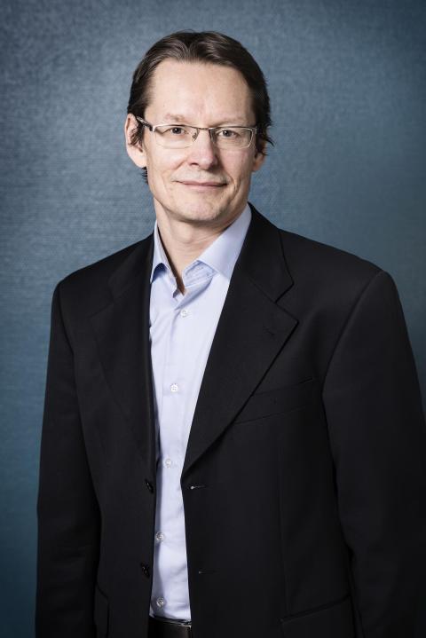 Ulf Lindqvist, chef för Värme
