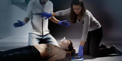 Sydäniskuri voi pelastaa henkiä –  Heartsine Samaritan -sydäniskurit Alertumin valikoimaan
